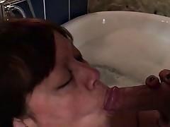 Mature Asian Blowjob 12