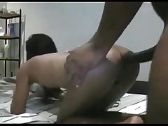 Asian hooker regret for accepting anal (Epic)