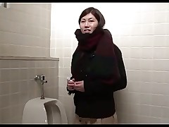 Amateur Japanese Teen 1st Time Ever on Film..