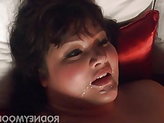 Fat and Kinky Kelly Shibari Chubby Asian BBW