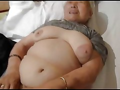 80yr old Japanese Granny Still Loves to Fuck..