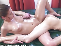 little caprice thai massage great action