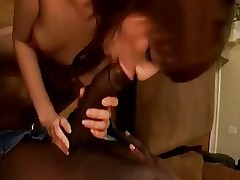 tight japanese girl tries black cock
