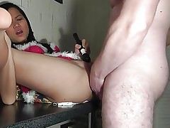 Thai Hooker Ass Fucked