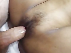 Cream-pie for 18y old hooker from Jakarta