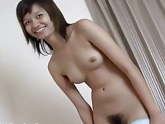Hairy Thai Pussy is So Wet and Warm