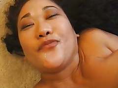 Ginger Jones (Asian or Polynesian BBW) & a..