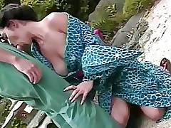 Japanese vintage whole uncensored clip